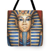 Tut's Golden Mask Tote Bag