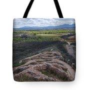 Tuzigoot National Monument Tote Bag