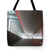 Tv Tower Exit Tote Bag