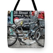 Twenty Eight Street Tote Bag