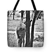 Twiga Tote Bag