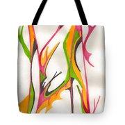 Twigs Tote Bag