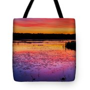 Twilight Afterglow #1 Tote Bag
