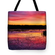 Twilight Afterglow #2 Tote Bag