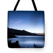 Twilight At Klondike Lake Tote Bag