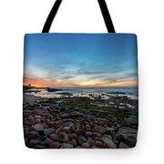 Twilight At La Jolla Cove Tote Bag