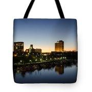 Twilight Augusta Tote Bag