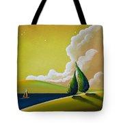 Twilight Bay Tote Bag