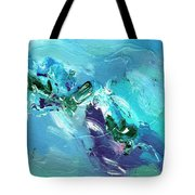 Twilight Big Sur Tote Bag