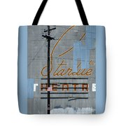 Twilight For Starlite Tote Bag