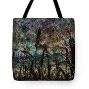 Twilight Grain Tote Bag