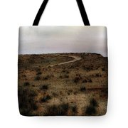 Twilight Grasslands Tote Bag