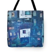 Twilight Highrise Tote Bag
