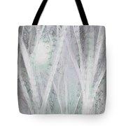 Twilight In Gray I Tote Bag