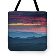 Twilight. Tote Bag by Itai Minovitz