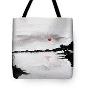 Twilight Journey I Tote Bag