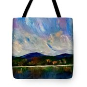 Twilight Larger Options Tote Bag