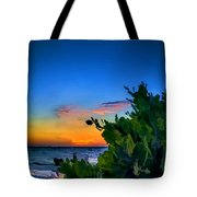 Twilight Mangrove Tote Bag
