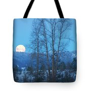 Twilight Moon Tote Bag