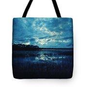 Twilight On The Lake Tote Bag