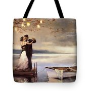 Twilight Romance Tote Bag
