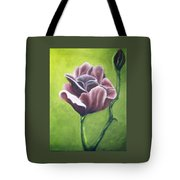 Twilight Rose Tote Bag