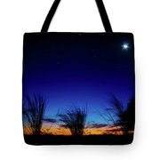 Twilight Silhouettes Tote Bag