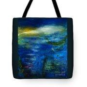 Twilight Waters Tote Bag