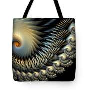 Twilight Wings Tote Bag