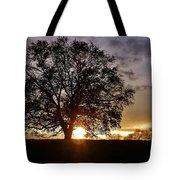 Twilight's Embrace Tote Bag