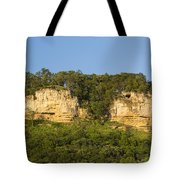 Twin Bluffs 2 A Tote Bag