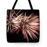 Twin Burst Tote Bag