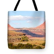 Twin Buttes Tote Bag