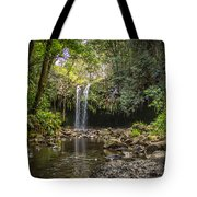 Twin Falls, Maui Tote Bag