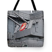 Twin Fives Tote Bag