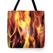 Twin Flames Tote Bag