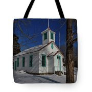 Twin Lakes School District No. 009 Established 1895 Tote Bag