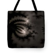 Twin Moons Tote Bag