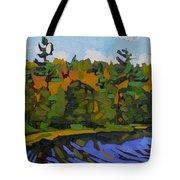 Twin Pines Tote Bag