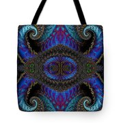 Twin Quad Tote Bag