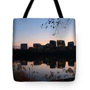 Twin Rosslyn Tote Bag