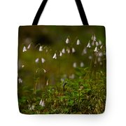 Twinflower Tote Bag