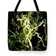 Twining Willow Tote Bag