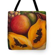 Twins Tote Bag by Shannon Grissom
