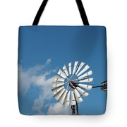 Twinwheel Tote Bag