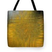 Twirl Art Yellow  Tote Bag