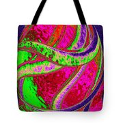 Twist And Shout 4 Tote Bag