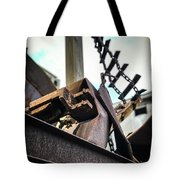 Twisted Fate Tote Bag