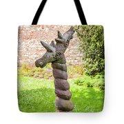 Twisted Giraffe - Colmar France Tote Bag
