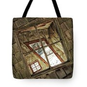 Twisted House Tote Bag